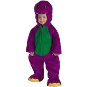 Baby Deluxe Barney Costume Toys & Games
