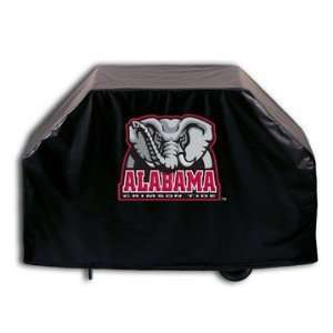 Alabama Crimson Tide BBQ Grill Cover with Elephant   NCAA