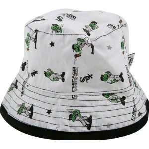 White Sox Newborn and Infant Mascot Bucket Hat