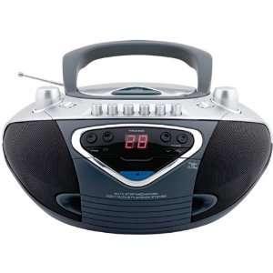 CD AM/FM Stereo Radio Cassette Player/Recorder