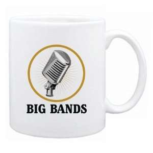 New  Big Bands   Old Microphone / Retro  Mug Music