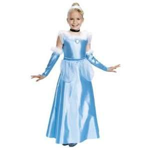 Cinderella Costume Girl   Toddler 3 4T: Toys & Games