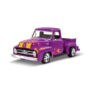 85 0880 Revell Classic Cruiser 55 Ford F 100 Street Rod 1