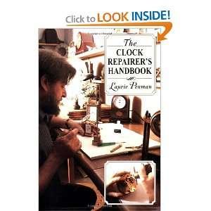 The Clock Repairers Handbook (9780715311226) Laurie