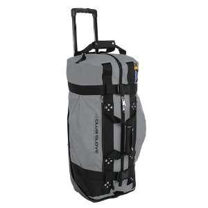 New Club Glove Rolling Duffle Travel Bag Charcoal Sports