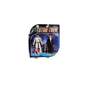 Star Trek Admiral Kirk & Captain Spock Action Figure 2 Pack Toys