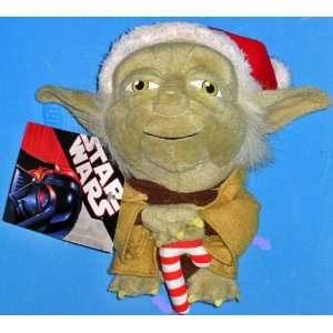 Disney Star Wars Yoda Christmas Plush Toys & Games