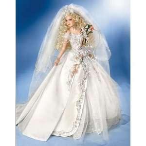 Porcelain Bride Doll Silver Prelude Toys & Games