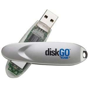 EDGE Tech 4GB DiskGO Secure USB 2.0 Flash Drive. 4GB