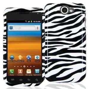Electromaster(TM) Brand   Black / White Zebra Design