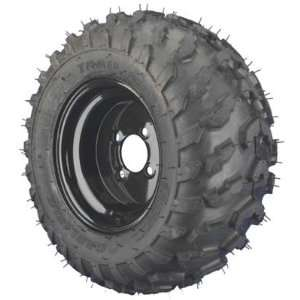 GO 74842G03 20 Trailwolf Tire & Wheel LH Black Rim [Misc