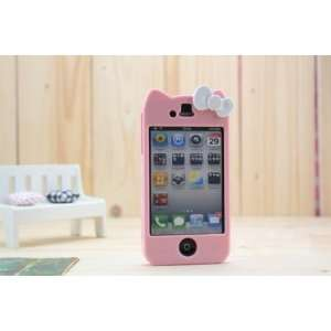 Hello Kitty Face Hard Case/cover/protector for Iphone 4&4s