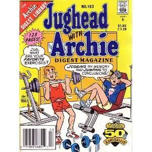 Jughead with Archie, #103 (Comic Digest): ARCHIE DIGEST LIBRARY