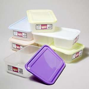 Food Storage Container   2 Compartments Case Pack 72