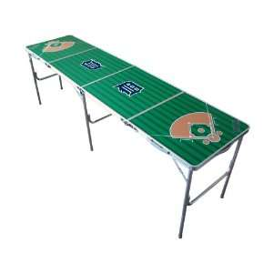 Detroit Tigers Tailgate Ping Pong Table With Net