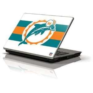 Miami Dolphins Retro Logo Flag skin for Generic 12in
