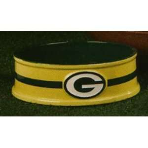 Green Bay Packers Large Sculpted Bowl ** Sports