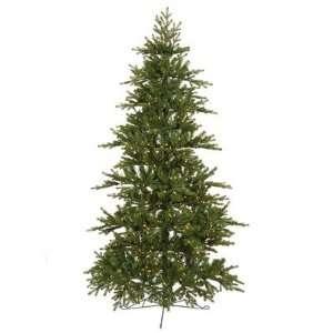Vickerman E102066 Jersey Frasier Fir 78 Artificial Half Christmas