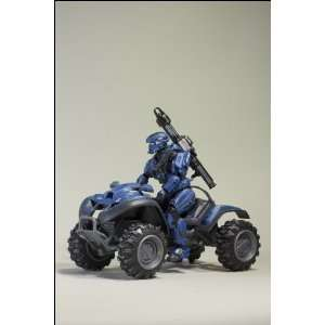 Halo Reach McFarlane Toys Deluxe Vehicle with Action Figure Boxed Set