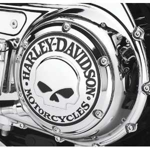 Harley Davidson Willie G Skull Derby Cover 25440 04A