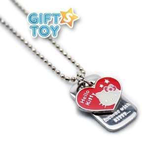 Sanrio Hello Kitty Necklace Charm (Ribbon) Everything