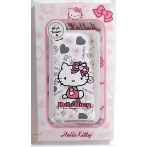 Hello Kitty Polka Dot Bow Soft Silicone Case for Apple Ipod