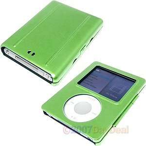Case for Apple iPod nano (3rd generation) Green  Players