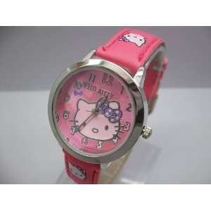 Hello Kitty Red Quartz Watch