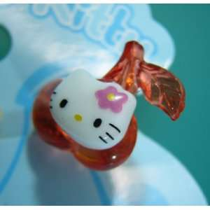 Hello Kitty All Cherry Pony Tail Holder Toys & Games