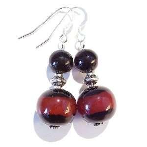 The Black Cat Jewellery Store Agate, Black Onyx & Tibetan