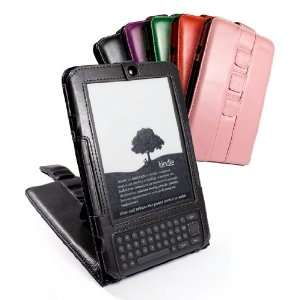 com Tuff Luv Multi View Leather case cover & stand for  Kindle