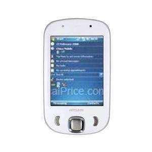 M810 2.8 Touch Screen Tri band Cell Phone (White) Cell