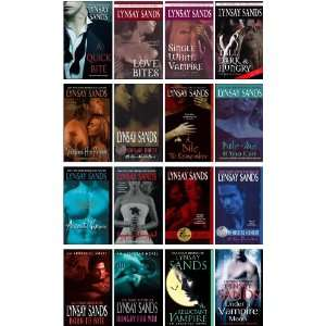 Series Collection Set (The Complete Series, Books 1 16) Lynsay Sands