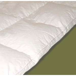 SOFT 700+fp Canadian Goose Down Mattress Topper