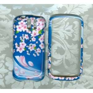 flower phone Cover Case T Mobile HTC MyTouch Slide 3G
