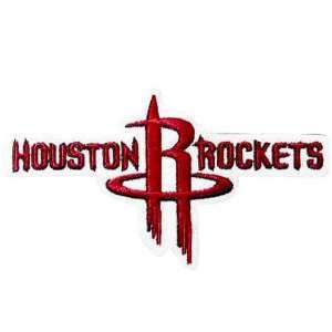 NBA Houston Rockets Embroidered Team Logo Collectible