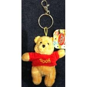 Plush Key Chain Key Holder Key Ring Clip on Doll Toy Toys & Games