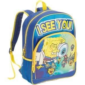School Supplies Nickelodeon Spongebob Squarepants I See You 3d Front