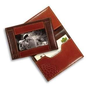 UD PGA Tiger Woods Pocket Business Card Holder