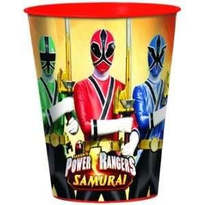Power Rangers Samurai 16 oz. Plastic Cup Party Supplies