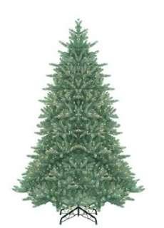 Fir Pre Lit Artificial Christmas Tree   Clear Lights