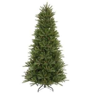 Pre Lit Instant Shape Vermont Fir Christmas Tree