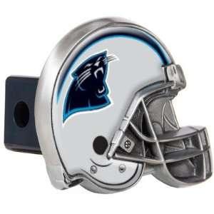 NFL Carolina Panthers Metal Helmet Trailer Hitch Cover
