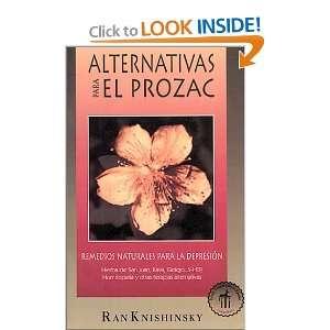 Alternativas para el Prozac Remedios naturales para la