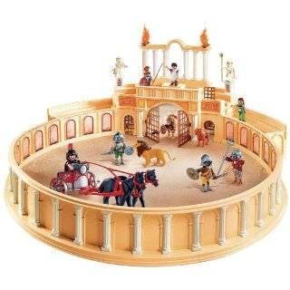 Playmobil Roman Gladiators   5824 Toys & Games