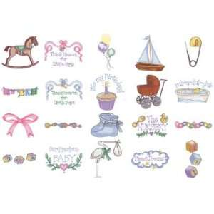 Embroidery Design Memory Card by Simplicity: Arts, Crafts & Sewing