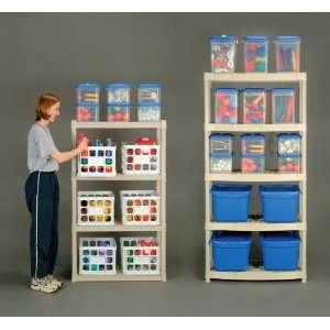 School Specialty Complete Storage Units 4 Shelf Unit