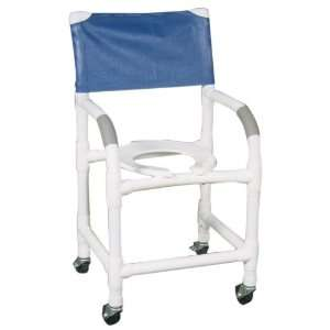 MJM International 196 BAR KIT Bariatric Reclining Shower Chair And Optional S