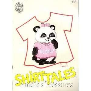 Shirt Tales Cross Stitch Designs Pattern Booklet 16