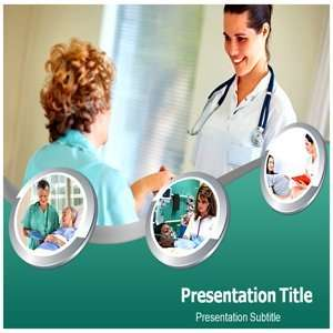 Powerpoint Templates, Nurse Powerpoint Backgrounds slides Software